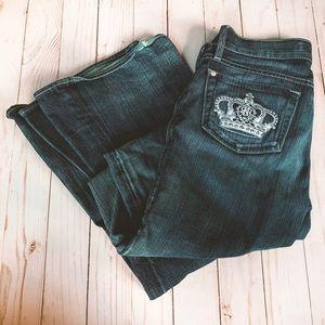 Gently Worn Victoria Beckham Rock & Republic Jeans